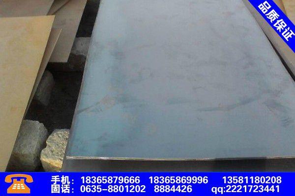 三门峡陕州耐磨板NM450厚度发展前景广阔