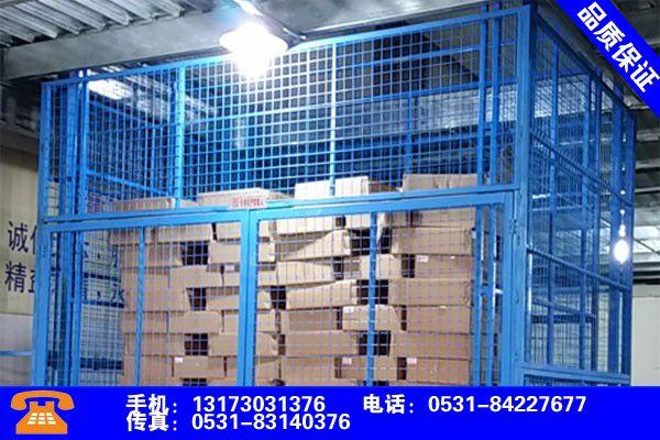 广西贺州液压式升降货梯价格甩卖