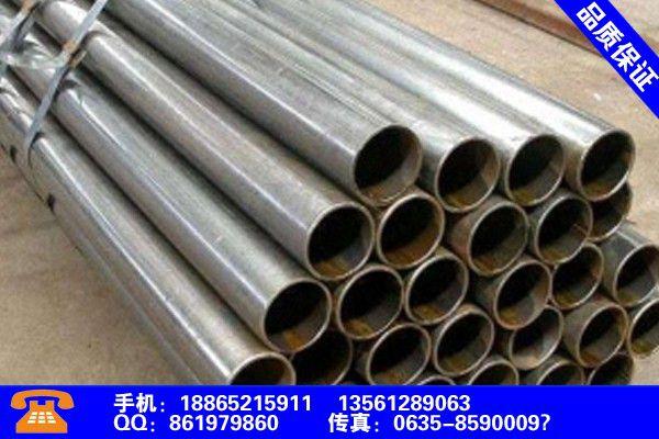江西九江40cr精密无缝钢管行业出炉