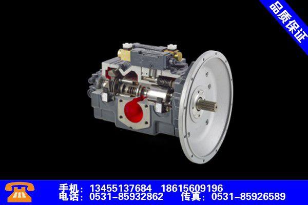 甘肃白银大型高压柱塞泵价格能源费用