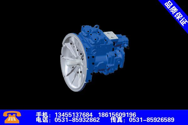 云南昭通高压柱塞泵型号价格产业市场发展将