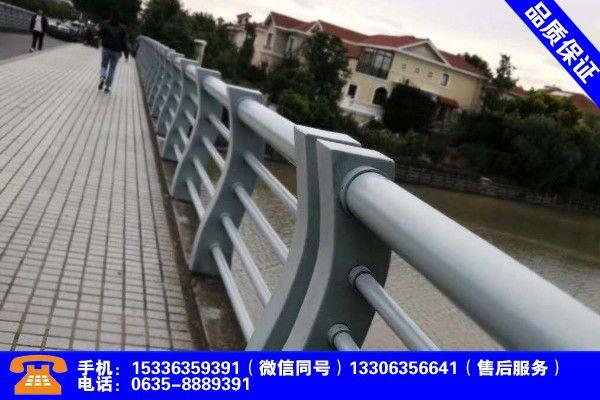 辽宁营口公路景观护栏开启市场蝶变之路