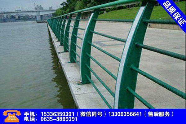 广东清远不锈钢灯光护栏发展新机遇