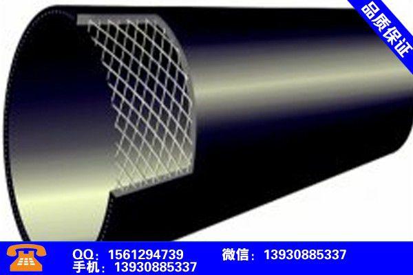 密云双壁波纹管专业生产
