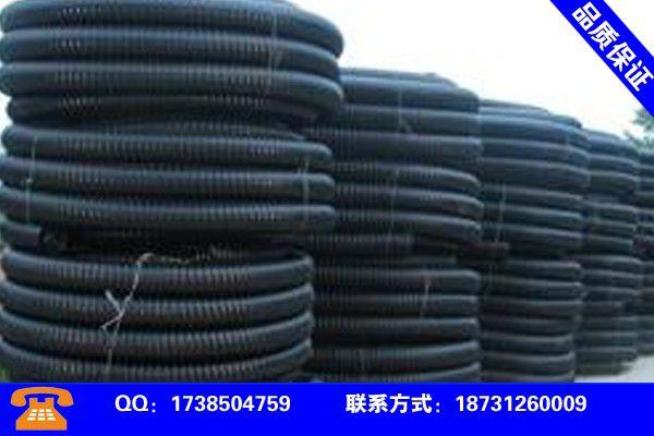 陕西西安mpp电力管mpp波纹管品质管理