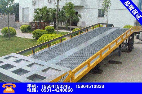 北京密云登车桥作用正规化发展