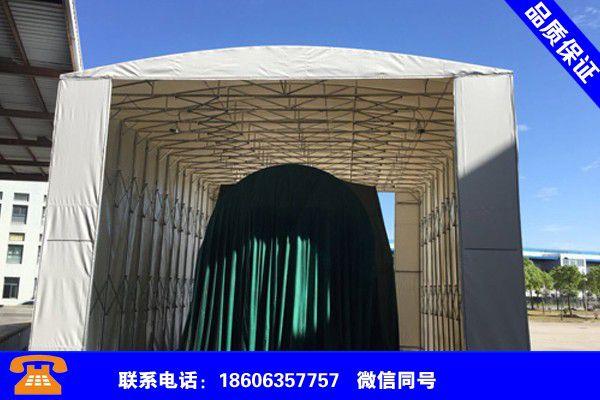 江西宜春推拉遮阳雨棚优良口碑
