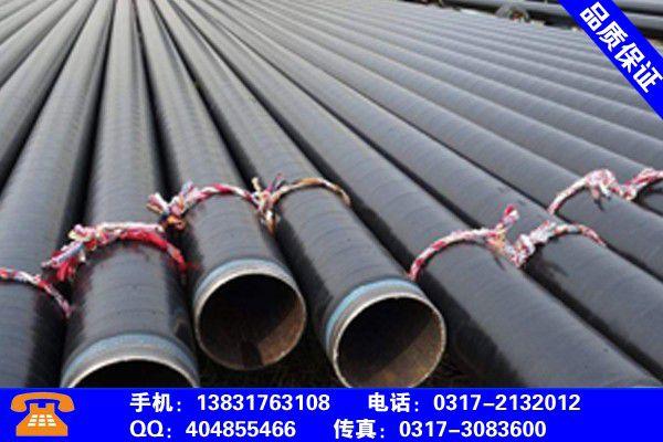 安慶懷寧水泥砂漿防腐螺旋鋼管功能及特點