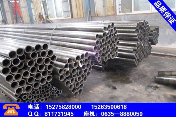 惠州龙门精密光亮钢管主要功能与优势