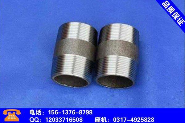 台州仙居外丝钢管质量指标
