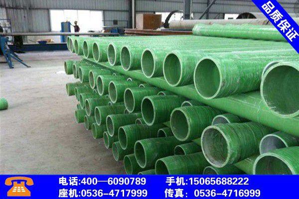 海南儋州玻璃鋼電纜保護管定制產品的性能與