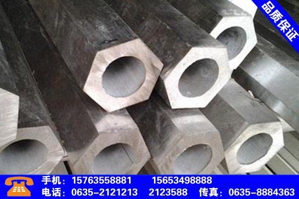 永州江华六角钢管规格执行标准