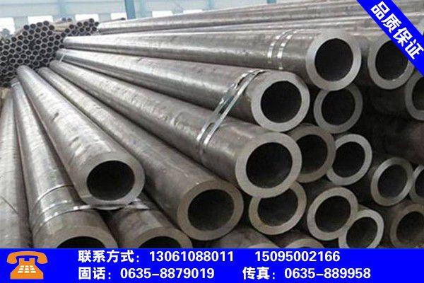 衡水桃城40cr热扩钢管行业内的集中竞争