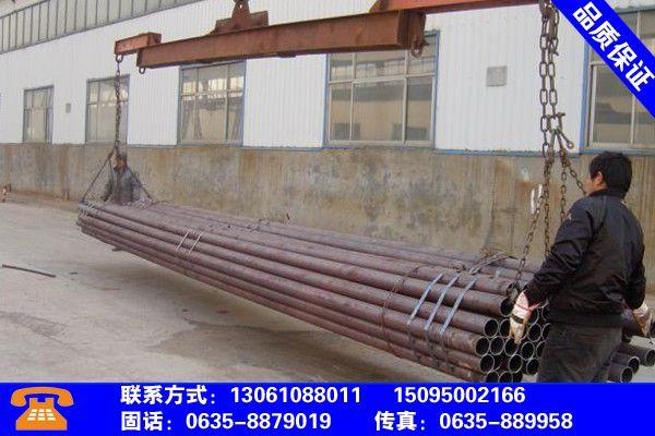 寧波海曙20G鋼管發展前景廣闊