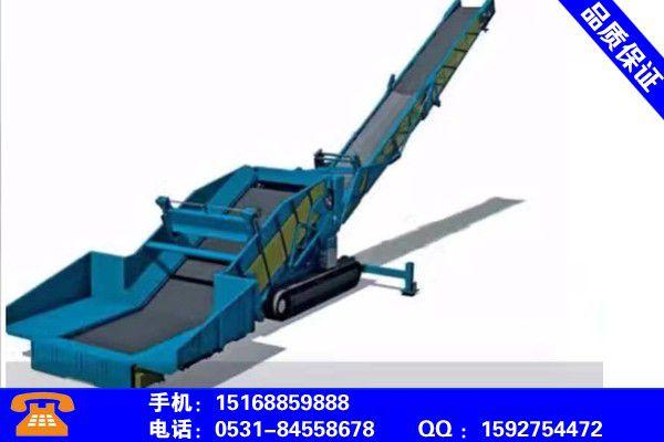 甘肃天水桥式斗轮堆取料机解读观察