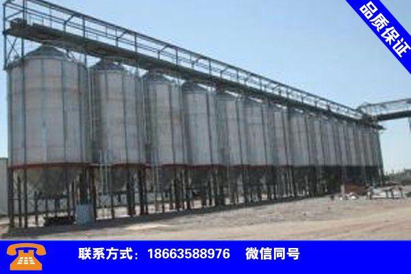 齊齊哈爾昂昂溪大型鋼板庫談新趨勢