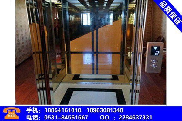 宁波北仑导轨式升降机检查表产品的选择和使用秘籍