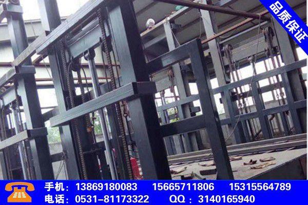淮南凤台导轨式升降机制作视频经营