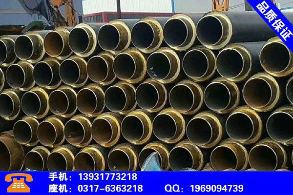 拉萨尼木聚氨酯发泡保温管钢管产品品质对比