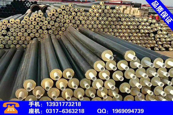 北京顺义聚氨酯直埋保温管全面品质管理