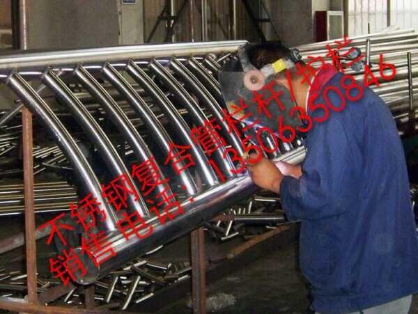 广西河池南丹不锈钢复合管护栏厂变谋发展