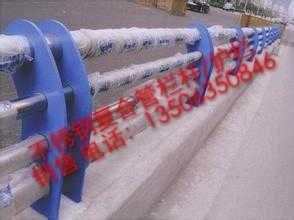 北京护栏钢板立柱近年现状