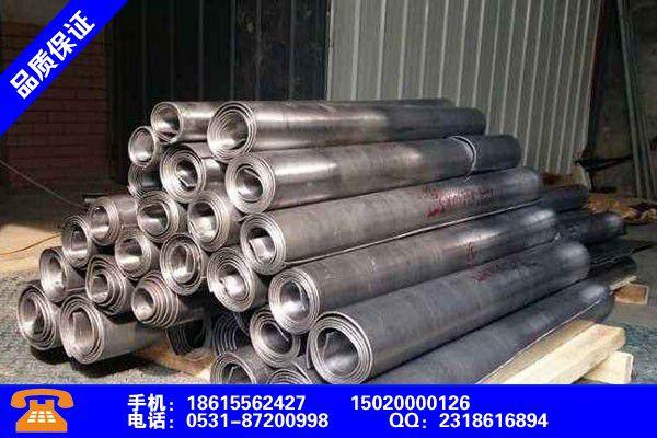 菏泽定陶铅板期货价格总体稳定