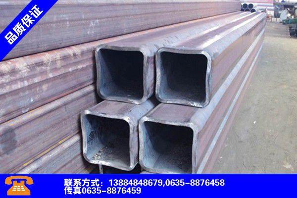 泰州高港定尺无缝方管产品的广泛应用情况