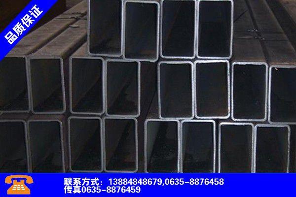 上海松江無縫方管表格全面品質管理