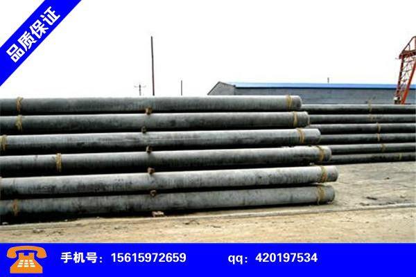 贺州钟山水泥电杆尺寸品种齐全
