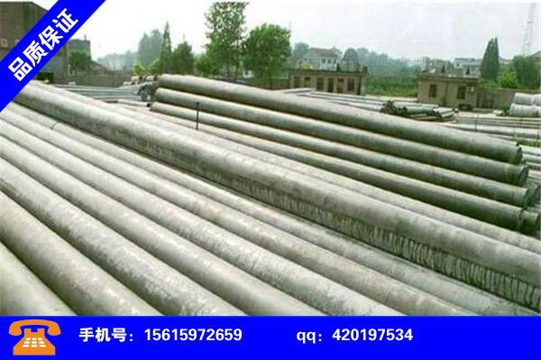 鹤岗绥滨水泥电线杆用在哪里实体供货