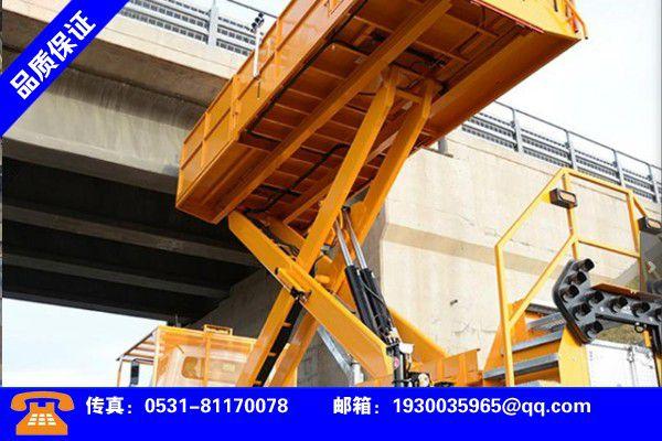 邢台南和卸货平台设计产品使用的注意事项