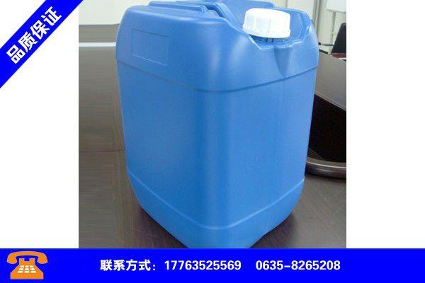 白城洮南柴油添加剂工厂市场规模预测