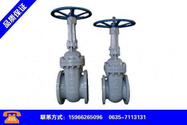 北京西城双闸板阀门原理 产品发展趋势和新