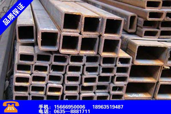 天津静海4080不锈钢方管生产商