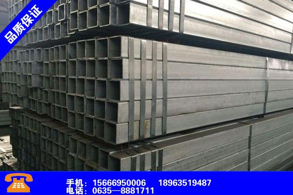 广元利州Q390B无缝钢管行业发展现状及