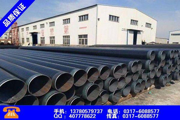 阳泉城区外3pe防腐钢管市场有哪些变化