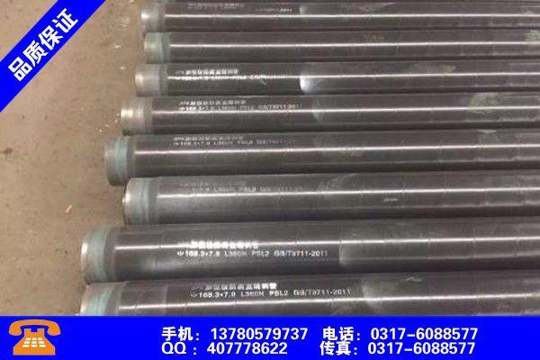 银川灵武fbe防腐钢管产品性能受哪些因素影响