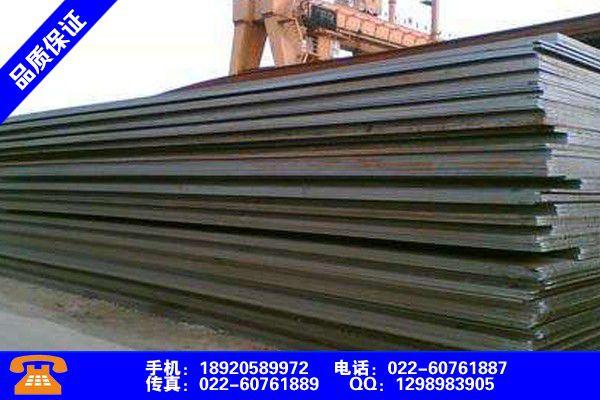 衡水焊达耐磨钢板范围