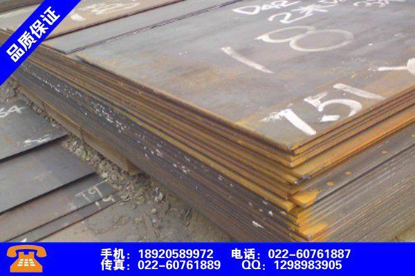 青海焊达耐磨钢板品质文件