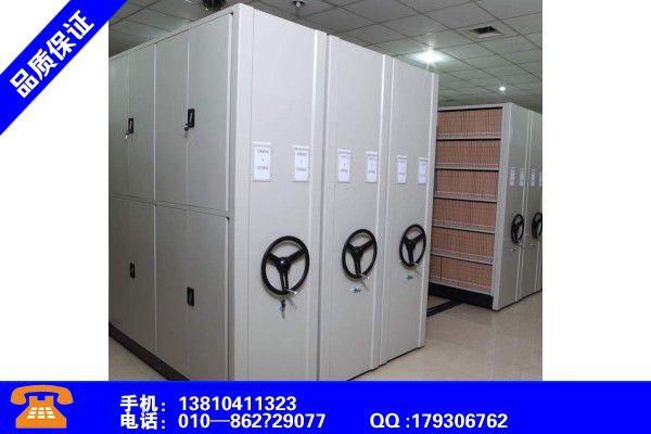云南昆明手动密集架标准尺寸专业经营