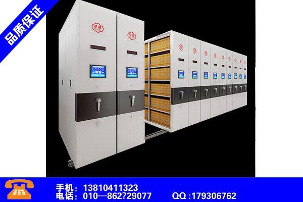 黑龙江双鸭山密集架属于什么设备产品使用中