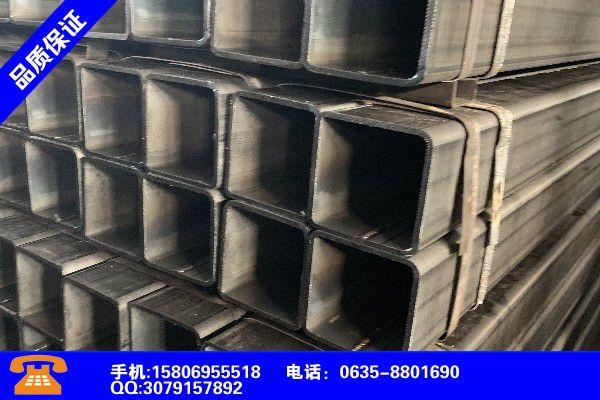 邵阳绥宁Q345D方矩管生产商
