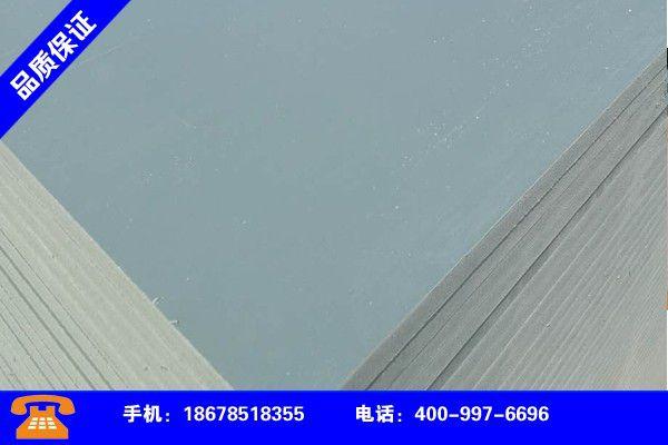 成都金堂建筑模板纸立面图怎么看近期行情
