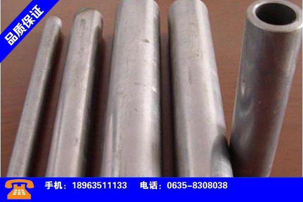 泰安东平绗磨管成本价格
