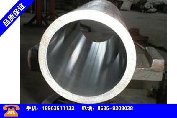 青海海东20号绗磨管产品使用误区