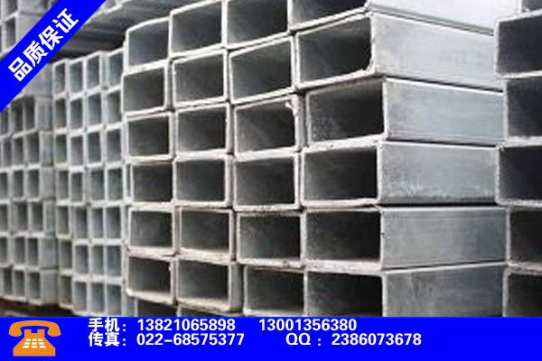 淮安盱眙大口径方管规格及重量范围