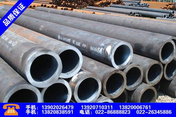 甘南藏族卓尼無縫鋼管國標規格表新報價多少