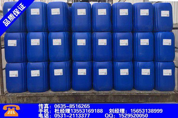 定西陇西碱性反渗透阻垢剂供应商资讯