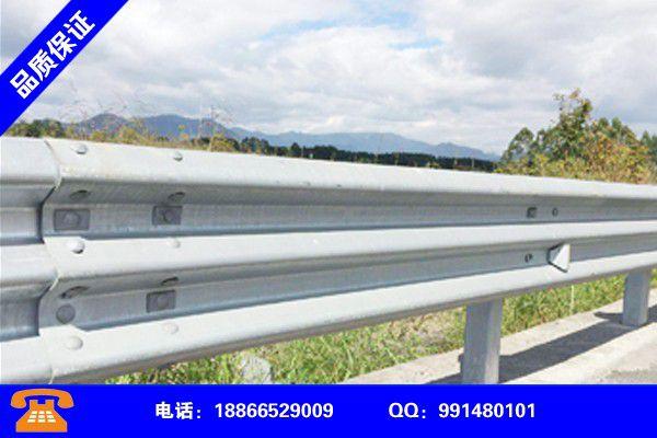 周口商水三波桥梁护栏板规格品质改善
